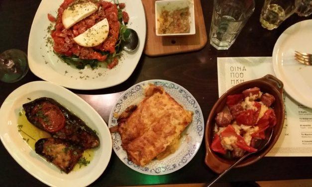 How to dine like a Greek