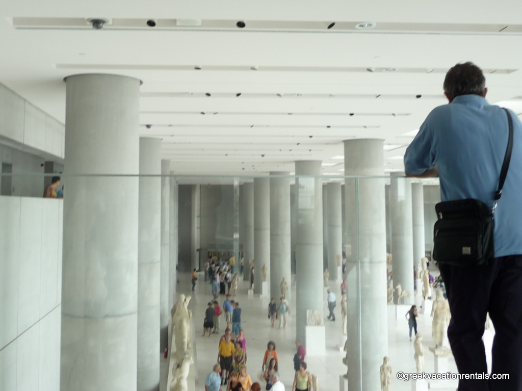 Musical March at the Acropolis Museum
