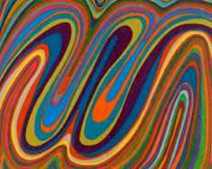 Sol Lewitt, Line & Color – Extended!
