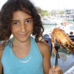 Giant shrimp – not an oxymoron – harbor dining year 'around