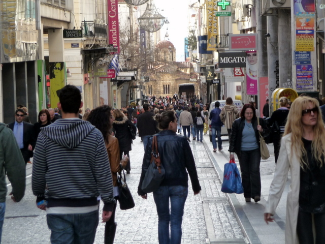 Fridays in Athens – Something for everyone