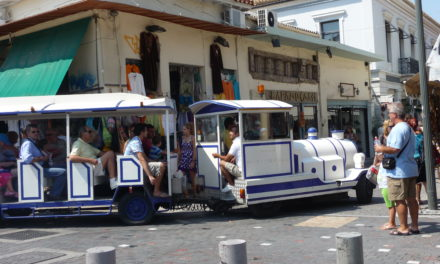 The Athens Happy Trains