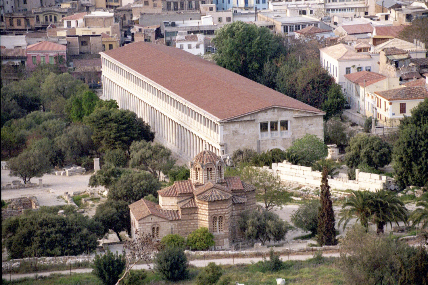 Tour the Ancient Agora (In English!)